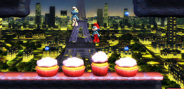 The Smurfs 2 llegarán a tu consola favorita