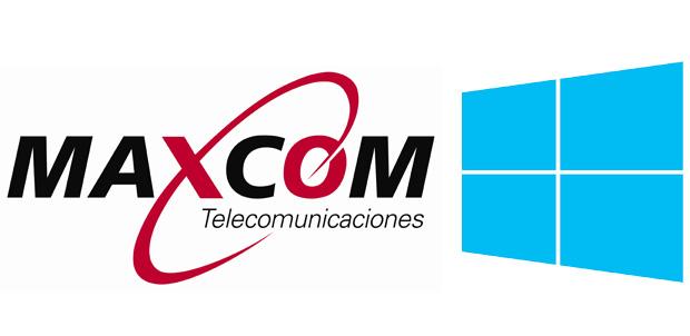 Maxcom implementa Windows Azure