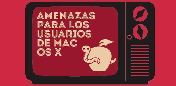 5 amenazas de seguridad para Mac OS X