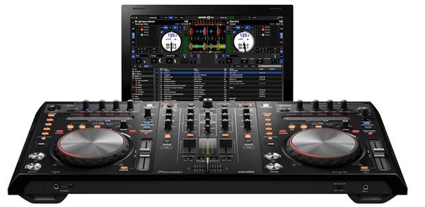 Pioneer DDJ-S1 compatible con Serato DJ