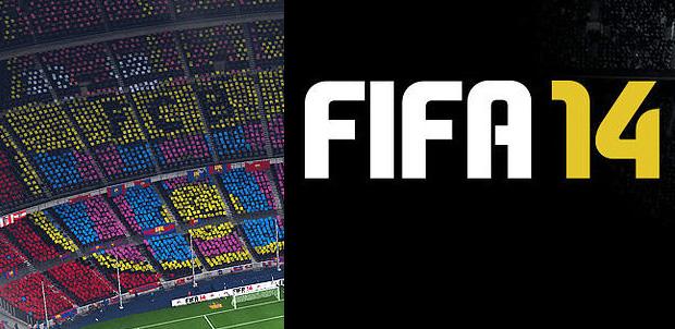 FIFA 14 el juego más real de EA Sports