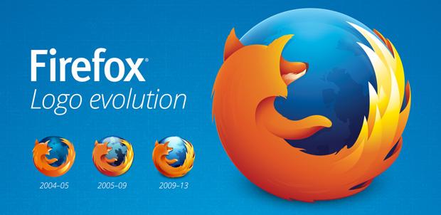 Firefox estrena un nuevo logotipo
