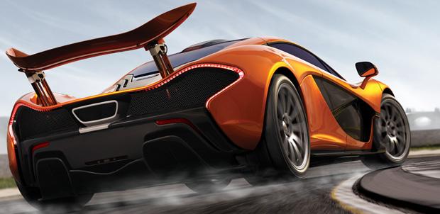 Forza Motorsport 5 robó cámara en E3