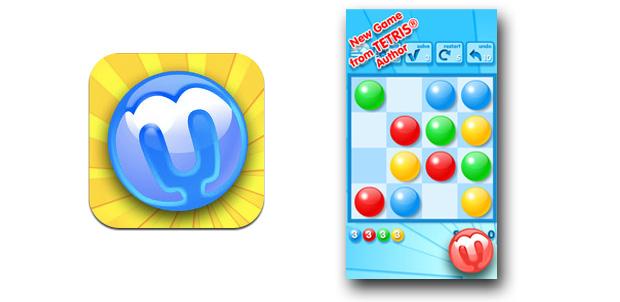 Marbly, el juego del creador de Tetris