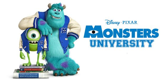 Monsters University la mejor de Disney•Pixar