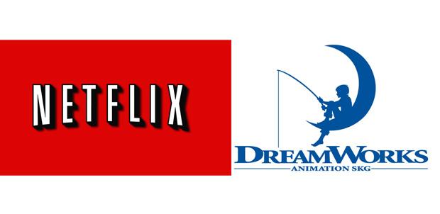 DreamWorks y Netflix darán más contenido