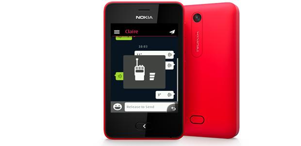 Nokia-Asha-WeChat