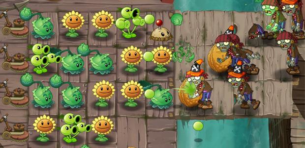 Plants vs. Zombies 2 cambia de fecha