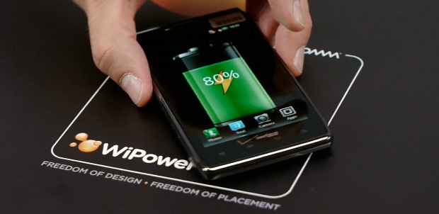 Qualcomm WiPower electricidad sin cables