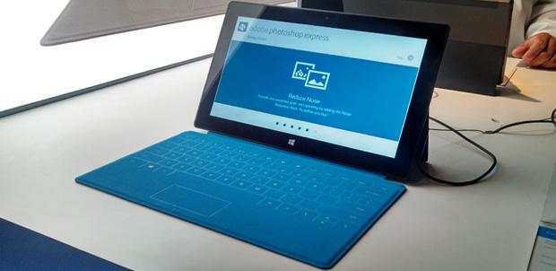 Microsoft lanza su tablet Surface en México