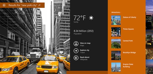 Microsoft lanza Windows 8.1 Preview
