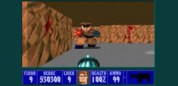 Wolfenstein 3D regresa a PSN y XBLA