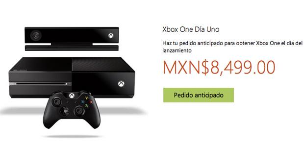 Xbox_One-precioMexico
