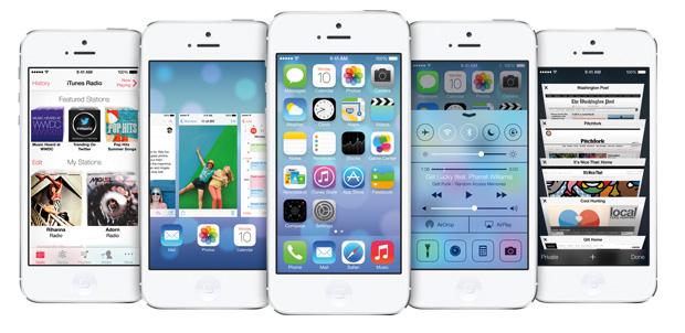 Funciones que tendrá tu iPhone con iOS 7