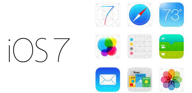 Nuevo iOS 7 estará disponible en Otoño