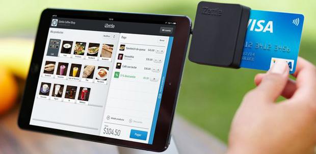 Pagos móviles con iZettle ahora en México