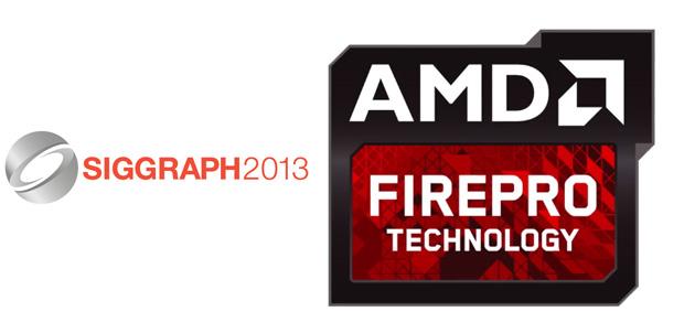 AMD FirePro mostró sus avances en Siggraph