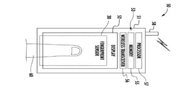 Apple tiene una patente para huellas dactilares