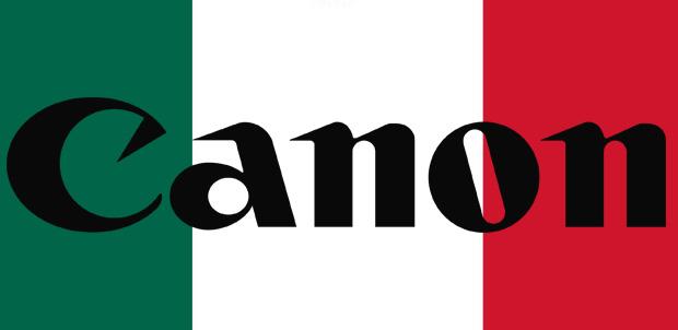 35 años de Canon dando imagen a México