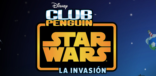 Star Wars invade el mundo Club Penguin