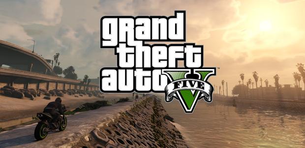 Gameplay de GTA V en PlayStation 3