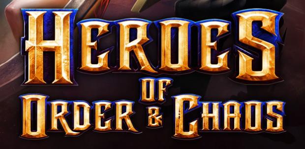 Heroes of Order & Chaos con más juego