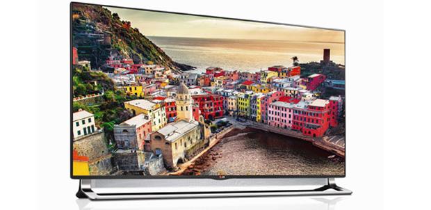 LG presenta más tamaños de Ultra HD