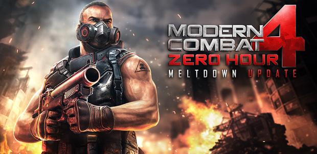 ¿Qué trae de nuevo Modern Combat 4?
