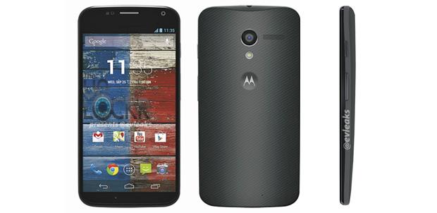 Más Imágenes e información de Moto X