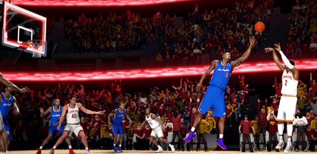 NBA Live regresa a las consolas en otoño