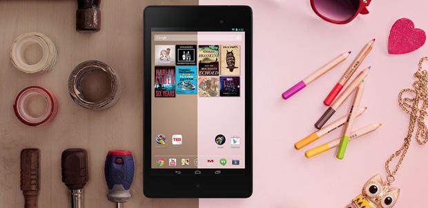 La nueva Nexus 7 incluye Android 4.3
