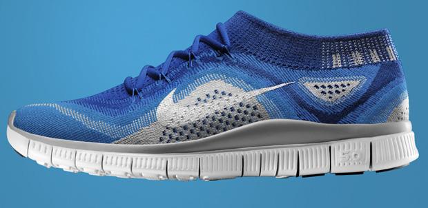 Free Flyknit el nuevo 'calcetin' de Nike