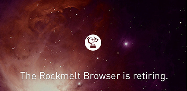 RockMelt-Browser-dead