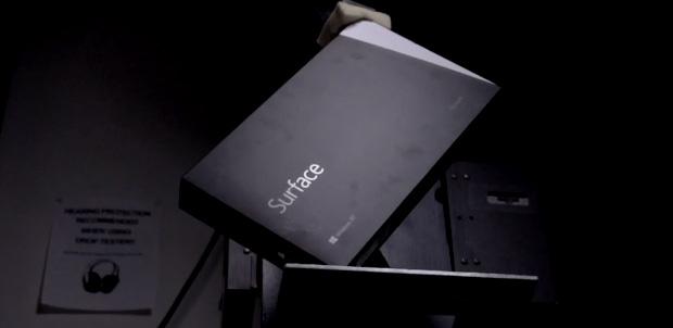 Un poco de resistencia para Microsoft Surface