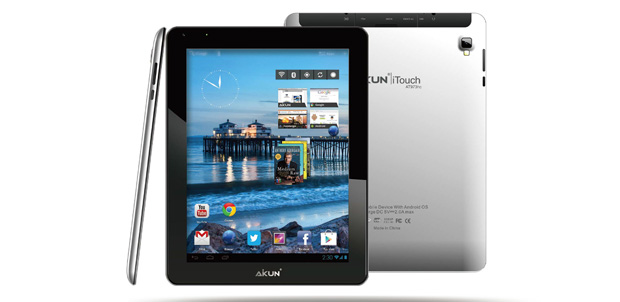 Tablet AIKUN para la escuela o trabajo