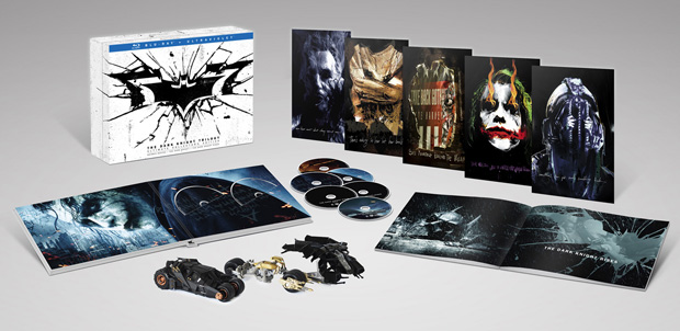 TDK Trilogy Ultimate Collector's Edition
