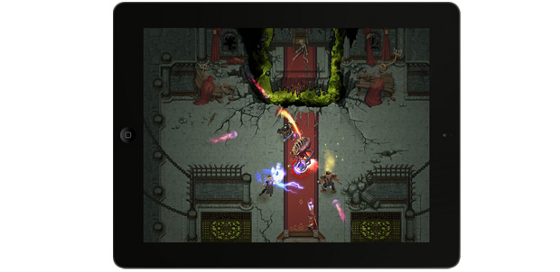 Ultima Forever el Free-to-Play llega a iOS