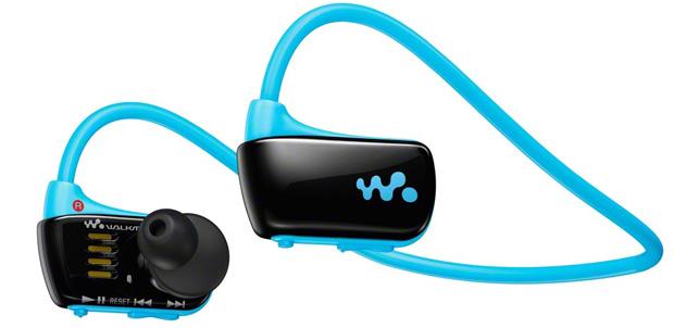 Walkman W ideal para estas vacaciones