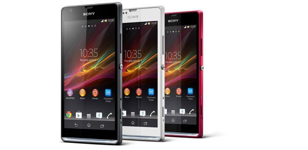 Sony Mobile presenta Xperia SP con Telcel