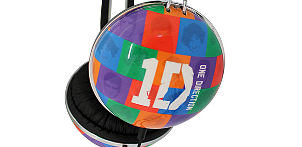 Audífonos de One Direction en México