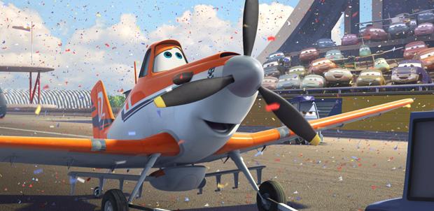 Conoce a los personajes de Aviones