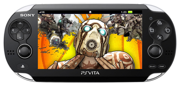 PlayStation Vita tendrá su Borderlands 2