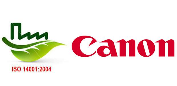 Canon-ISO_14001-2004