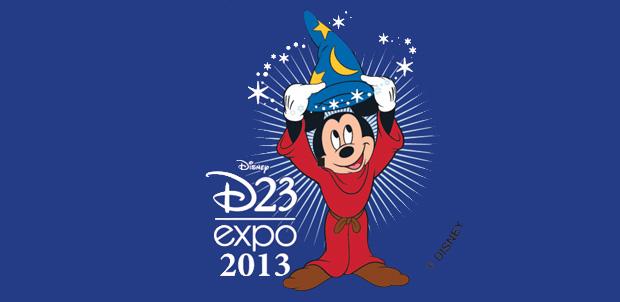 Las nuevas animaciones de Disney en D23