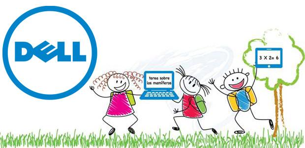 Más poder en la escuela ahora con Dell