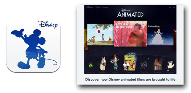La aplicación para todo fan de Disney