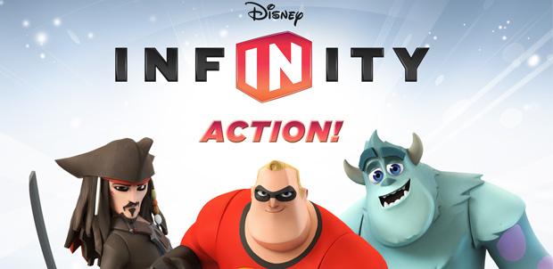 Disney Infinity ahora juega en tu iPad