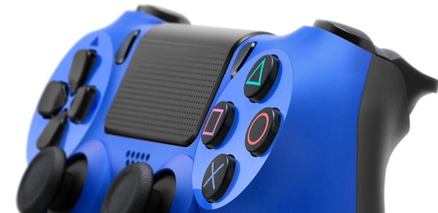 DualShock 4 llegará con varios colores