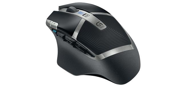 Logitech G602 el mouse para videojuegos