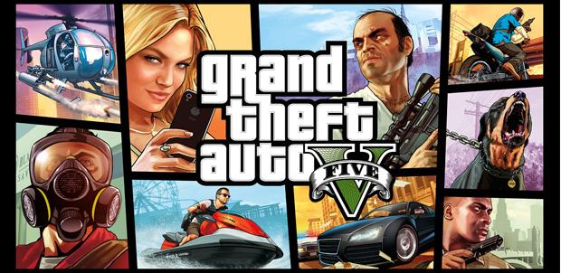 Trailer oficial de Grand Theft Auto V